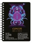 Libra Zodiac 3D Notebook